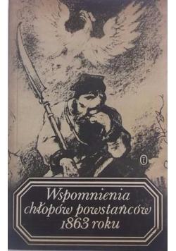 Wspomnienia chłopów powstańców 1863 roku