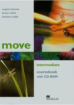 Move Intermediate coursebook + CD