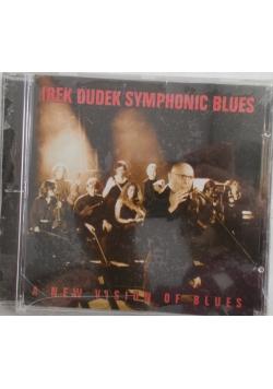 Symphonic blues, a new vision of blues CD
