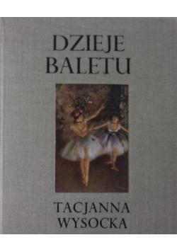 Dzieje baletu