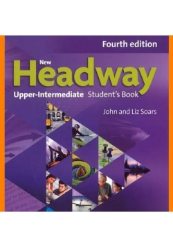 New Headway Upper-Intermediate - Student's book