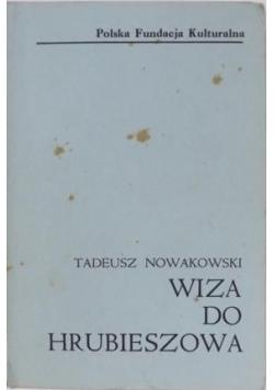 Wiza do Hrubieszowa