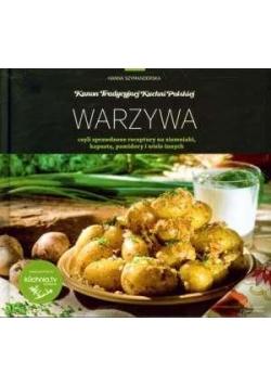 Kanon tradycyjnej kuchni Polskiej - Warzywa..
