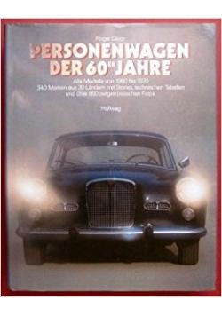 Personenwagen Der 60er Jahre