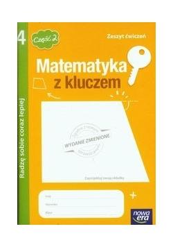 Matematyka z kluczem 4 Zeszyt ćwiczeń Radzę sobie coraz lepiej Część 2