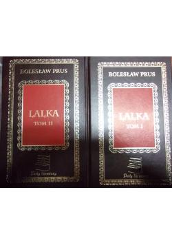 Lalka, tom I i II