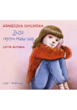 Zezia i wszystkie problemy świata. Audiobook