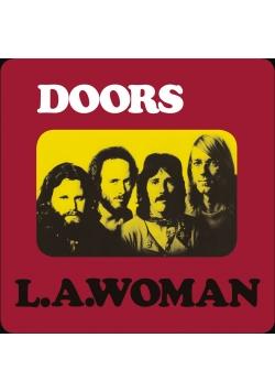 L.A. Woman , płyta CD