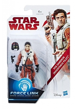 Star Wars Figurka Force Link Poe Dameron