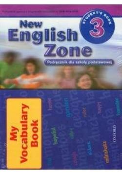 English Zone New 3 SB + My Vocabulary OXFORD