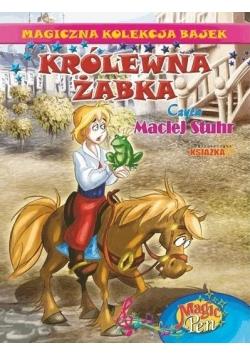 Magiczna Kolekcja Bajek T.12 Królewna żabka + CD