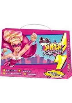 Barbie super księżniczki. Zestaw filmowy