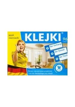 Klejki Język niemiecki, Nowa