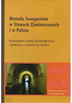 Metoda fonogestów w Stanach Zjednoczonych i w Polsce