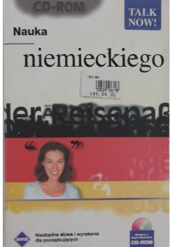 Nauka niemieckiego,płyta CD-ROM