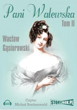 Pani Walewska Tom II audiobook