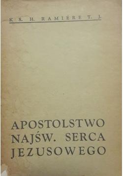 Apostolstwo Najświętszego Serca Jezusowego, 1936r.