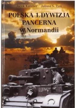 Polska 1. Dywizja Pancerna w Normandii