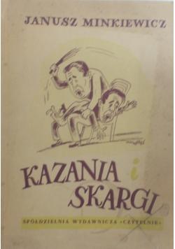 Kazania Skargi , 1946 r.