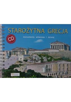 Starożytna Grecja monumenty wówczas i dzisiaj CD