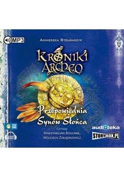 Przepowiednia Synów Słońca cz. 7 audiobook
