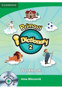 Primary i-Dictionary Level 2 Movers Workbook and DVD-ROM