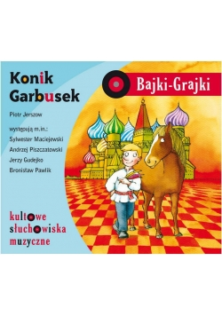 Bajki - Grajki. Konik Garbusek CD