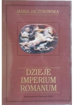 Dzieje Imperium Romanum