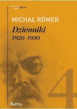 Dzienniki T.4 1920-1930