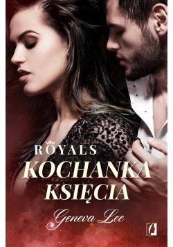Royals T.1 Kochanka księcia
