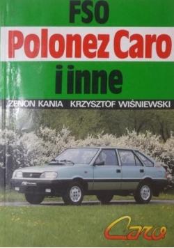 FSO Polonez Caro i inne