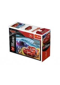 Puzzle 20 miniMaxi - Nowi zwycięzcy Cars 3.3 TREFL