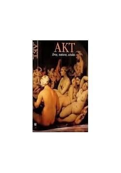 Akt, Eros, natura, sztuka