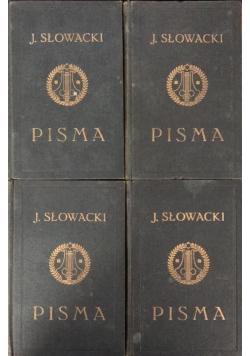 Pisma, Tom I-IV, 1925