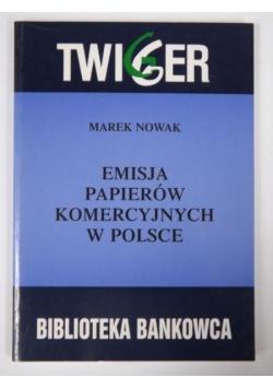 Emisja papierów komercyjnych w Polsce