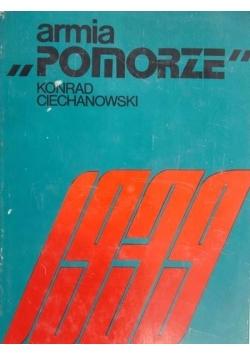 """Armia """"Pomorze"""" 1939"""