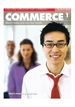 Oxford English for Careers. Commerce 1 SB