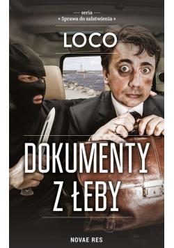 Dokumenty z Łeby