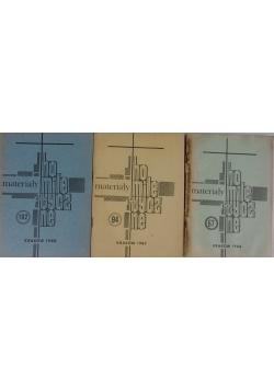 Materiały Homiletyczne 67, 94, 102