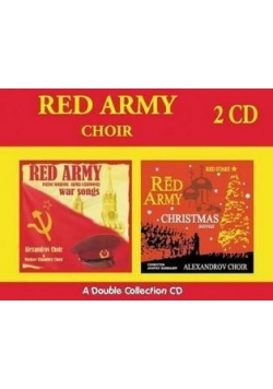 War Songs/Christmas Songs. Red Army. Box 2CD