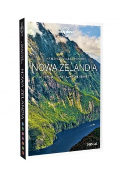 Lonely Planet. Nowa Zelandia