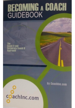 Becoming a coach Guidebook