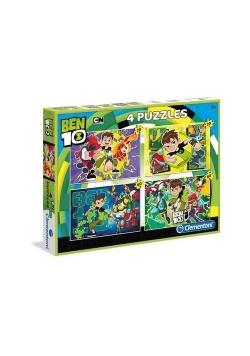 Puzzle Ben10 2x20+2x60
