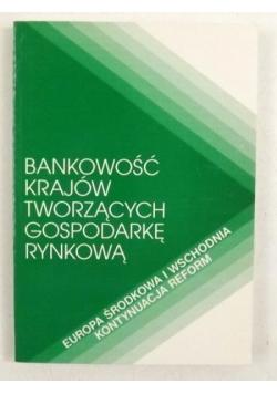 Bankowość krajów tworzących gospodarkę rynkową