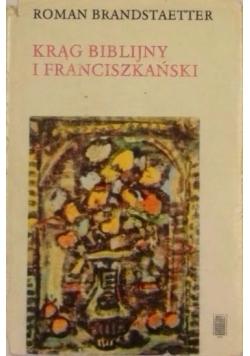 Krąg biblijny i franciszkański