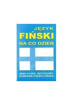Język fiński na co dzień. Mini kurs + CD