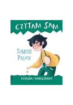 Czytam sam. Tomcio Paluch. Książka z naklejkami