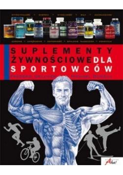 Suplementy żywnościowe dla sportowców