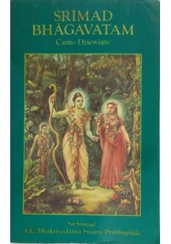 Srimad Bhagavatam. Canto Dziewiąte. Wyzwolenie