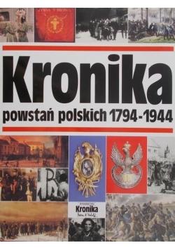 Kronika powstań polskich 1794-1944